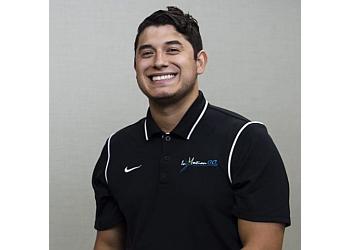 Irvine physical therapist Haze Hernandez, PT, DPT