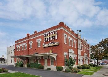 Spokane funeral home Hazen & Jaeger Funeral Home