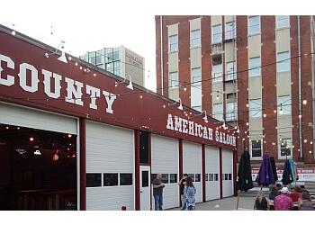 Cedar Rapids night club Hazzard County American Saloon