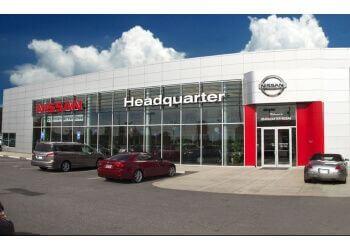 Headquarter Nissan Columbus Ga >> 3 Best Car Dealerships In Columbus Ga Threebestrated