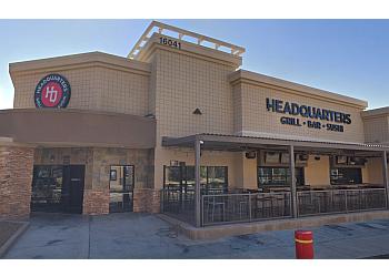 Peoria sports bar Headquarters Grill Bar & Sushi