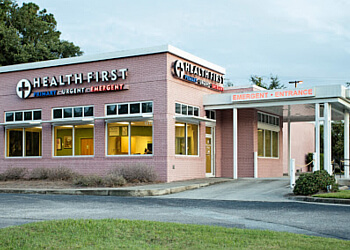 Charleston urgent care clinic Health First
