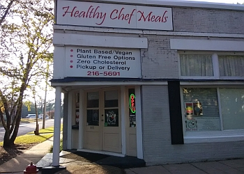 Shreveport Vegetarian Restaurant Healthy Chef Meals
