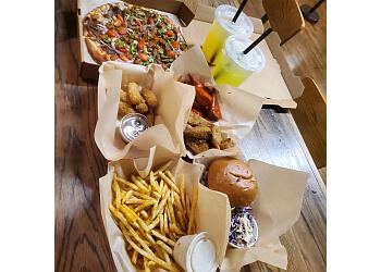 Anaheim vegetarian restaurant Healthy Junk