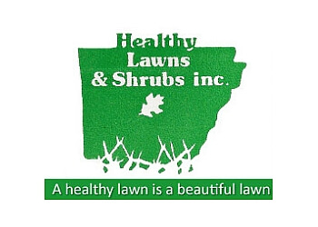 Little Rock lawn care service Healthy Lawns & Shrubs Inc.