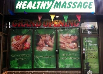 Yonkers massage therapy Healthy Massage