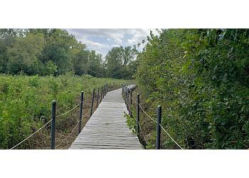 McKinney hiking trail Heard Natural Science Museum & Wildlife Sanctuary