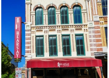 Houston american cuisine Hearsay Gastro Lounge