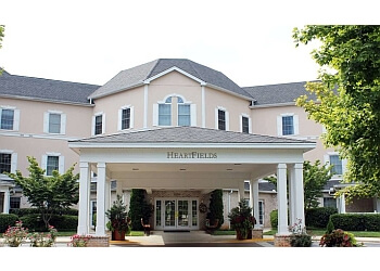 Cary assisted living facility HeartFields at Cary