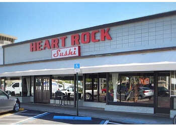 Fort Lauderdale sushi Heart Rock Sushi