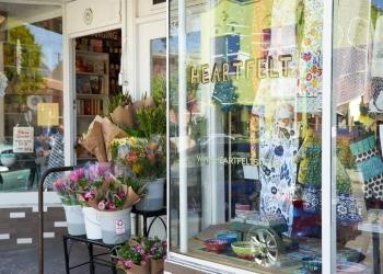 San Francisco gift shop Heartfelt