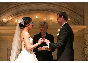 San Francisco wedding officiant Heartfelt Weddings