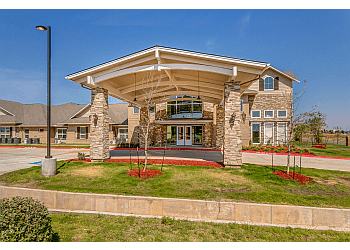 Amarillo assisted living facility Heartis Amarillo