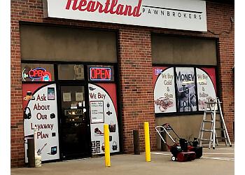 Olathe pawn shop Heartland Pawnbrokers
