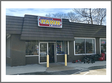Overland Park pawn shop Heartland Pawnbrokers