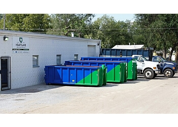 Wichita junk removal Heartland Recycling Services