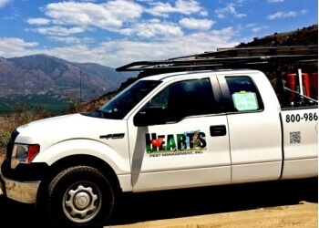Huntington Beach pest control company Hearts Pest Management, INC