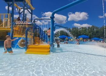 Columbus amusement park Heath City Water Park