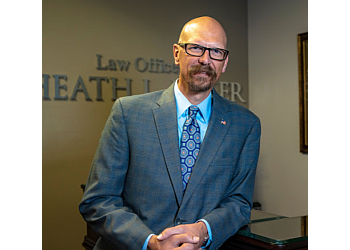 Riverside divorce lawyer Heath L. Baker