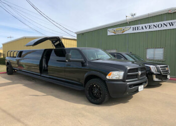 Dallas limo service Heaven On Wheels, LLC.