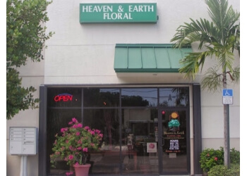 West Palm Beach florist Heaven and Earth Floral, Inc.