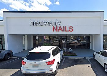 Tampa nail salon Heavenly Nails