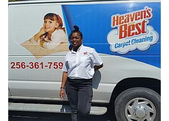Huntsville carpet cleaner Heaven's Best Carpet Cleaning
