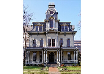 Raleigh landmark Heck-Andrews House
