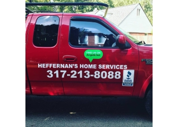 Indianapolis window cleaner Heffernans Home Services LLC