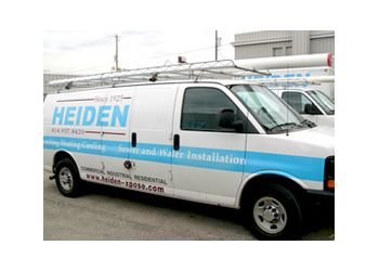 Milwaukee plumber Heiden Plumbing, Heating & Cooling