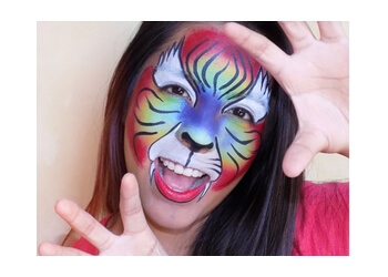 Torrance face painting Heidy Art And Facepainting