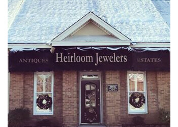 Montgomery jewelry Heirloom Jewelers