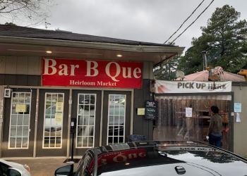 Atlanta barbecue restaurant Heirloom Market BBQ