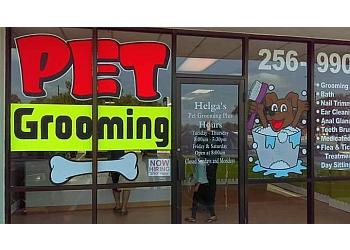 San Antonio pet grooming Helgas Pet Grooming Plus