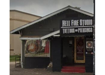 McAllen tattoo shop Hell Fire Studio