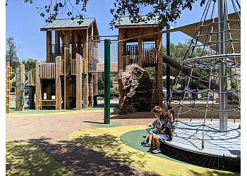 San Jose public park Hellyer County Park