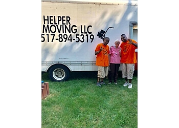 Lansing moving company Helper Moving, LLC