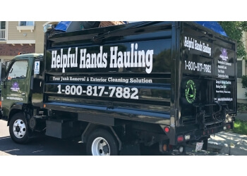 Hayward window cleaner Helpful Hands Hauling