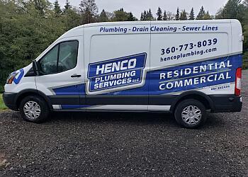 Vancouver plumber Henco Plumbing Services LLC