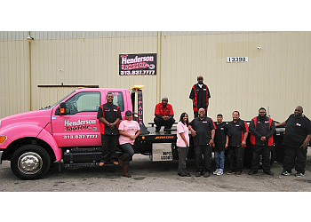 Detroit towing company Henderson Towing