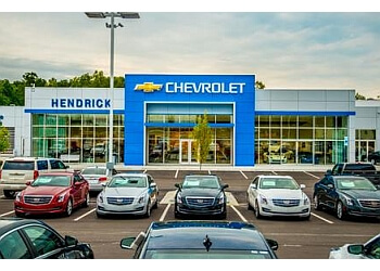 Durham car dealership HENDRICK CHEVROLET BUICK GMC SOUTHPOINT