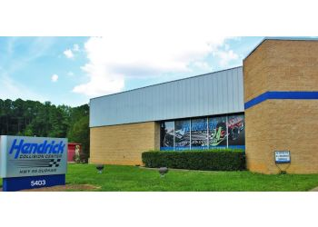 Durham auto body shop Hendrick Collision Center