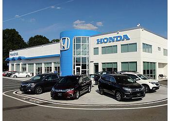 Charlotte Car Dealership Hendrick Honda