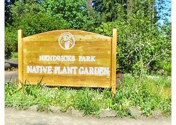 Eugene hiking trail Hendricks Park Trail