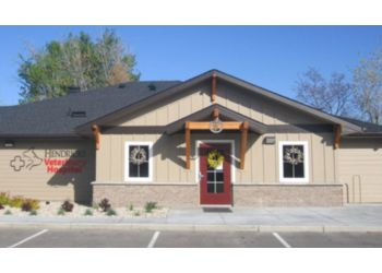 Boise City veterinary clinic Hendricks Veterinary Hospital