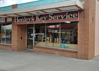 Colorado Springs locksmith Henley's Key Service Inc.