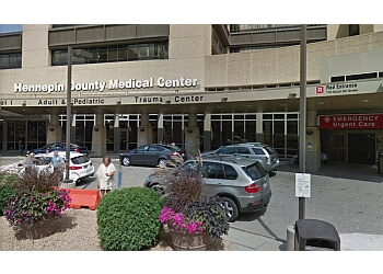 Minneapolis urgent care clinic Hennepin County Medical Center