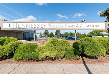 Spokane funeral home Hennessey Funeral Home & Crematory