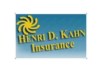 Laredo insurance agent Henri D. Kahn Insurance