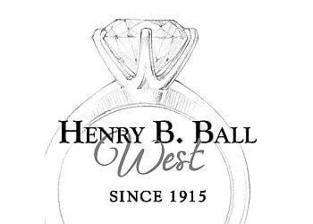 Akron jewelry Henry B. Ball West